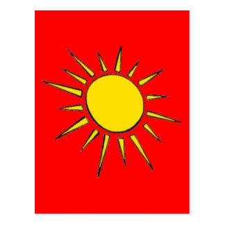 日光 ポストカード