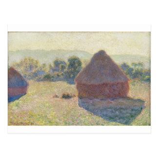 日光、正午(1890年)の三角波 ポストカード