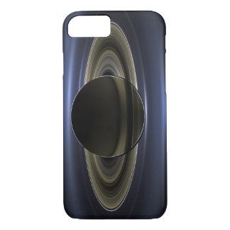 日地球は| Cassini |土星|十分に微笑しました iPhone 8/7ケース