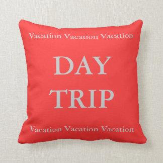 日旅行の休暇 クッション