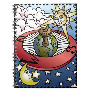 日時計 ノートブック