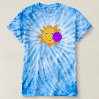 日曜日およびスマイリーWortex Tシャツ
