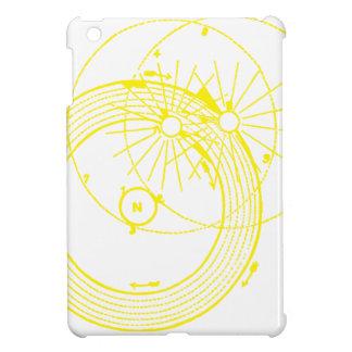 日曜日および月軌道Zetetic天文学 iPad Mini Case