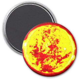 日曜日の太陽系 マグネット