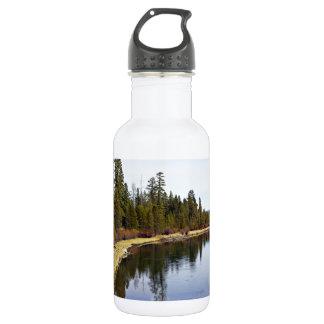 日曜日の川 ウォーターボトル