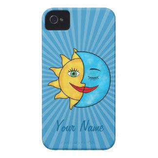 日曜日の月 Case-Mate iPhone 4 ケース