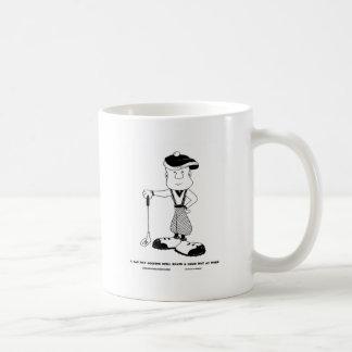 日曜日の運転者 コーヒーマグカップ
