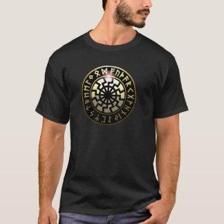 日曜日の黒い車輪 Tシャツ