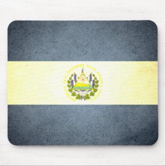 日曜日はエルサルバドルの旗に接吻しました マウスパッド