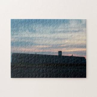 日曜日セットの穀物の工場 ジグソーパズル