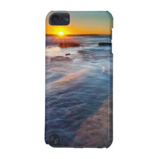 日曜日光線は太平洋を照らします iPod TOUCH 5G ケース