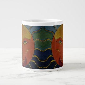 日曜日光線 ジャンボコーヒーマグカップ