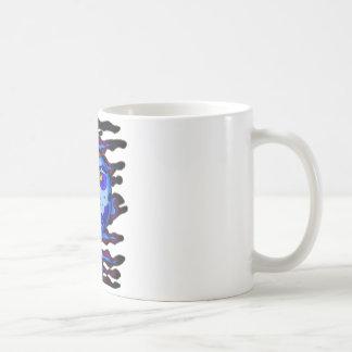 日曜日/月の陰陽 コーヒーマグカップ