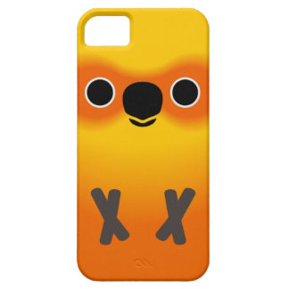 日曜日Conure iPhone 5 Case