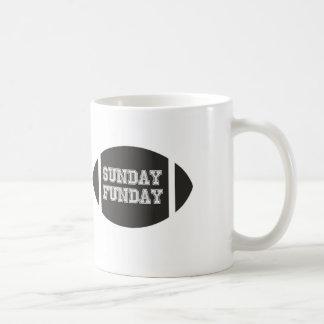 日曜日Fundayのマグ コーヒーマグカップ