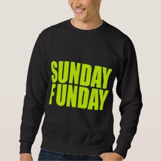 日曜日Fundayの暗闇のスエットシャツ スウェットシャツ