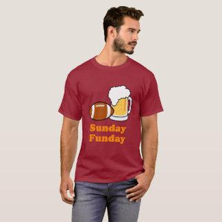 日曜日Funday Tシャツ