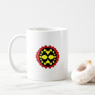 日曜日Sheildのマグ コーヒーマグカップ