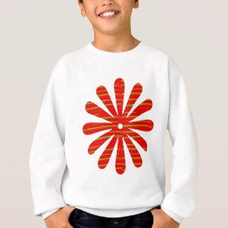 日曜日SUTRA: 霊気のマスターは赤い陰エネルギーを作成しました スウェットシャツ