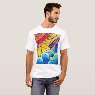 日曜日T-shirt2の近く Tシャツ
