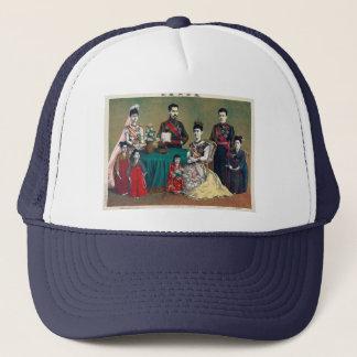 日本および皇室のMeiji皇帝 キャップ