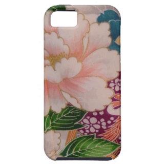 日本からのペーパーシャクヤク iPhone SE/5/5s ケース