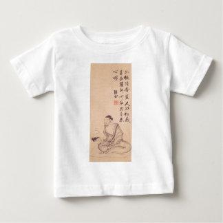日本からの古い絵画 ベビーTシャツ