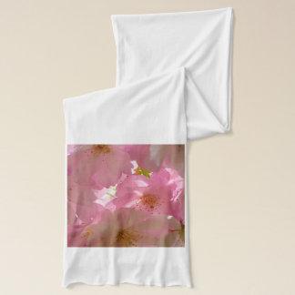 日本さくらんぼの花 スカーフ