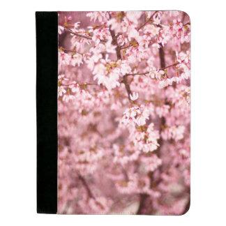 日本のなさくらんぼの花 パッドフォリオ
