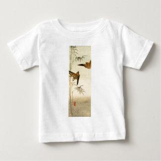 日本のなすずめno.1 ベビーTシャツ