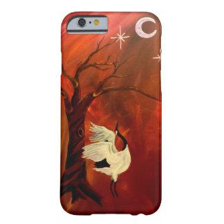 日本のなの王クレーン BARELY THERE iPhone 6 ケース