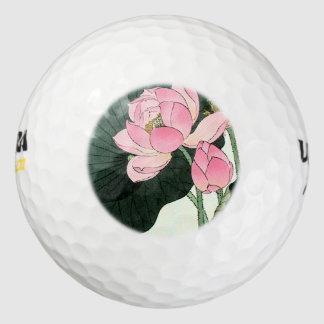 日本のなはすの花のゴルフ・ボール ゴルフボール