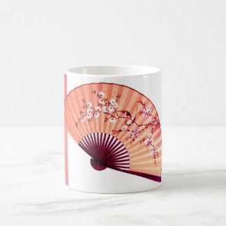 日本のなファンの装飾のマグ コーヒーマグカップ