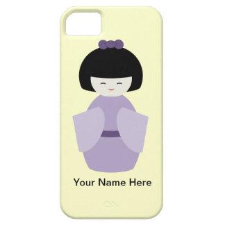 日本のな人形 iPhone SE/5/5s ケース