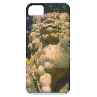 日本のな寺院の保護者 iPhone SE/5/5s ケース