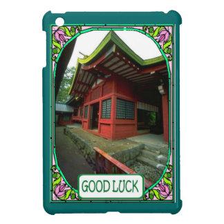 日本のな寺院 iPad MINIカバー