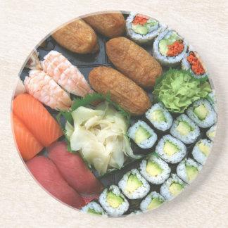 日本のな寿司の好みの類別 コースター