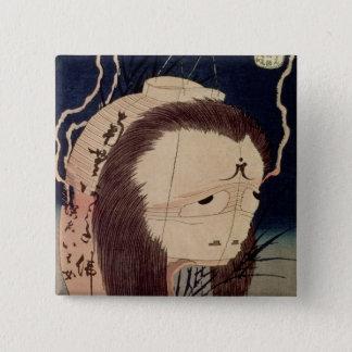 日本のな幽霊 缶バッジ