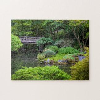 日本のな庭、ポートランド、オレゴン、米国2 ジグソーパズル