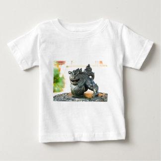 日本のな建築 ベビーTシャツ