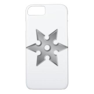 日本のな忍者の武器のShurikenのiPhone 7の場合 iPhone 8/7ケース