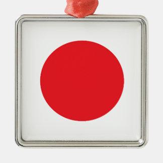 日本のな旗 メタルオーナメント