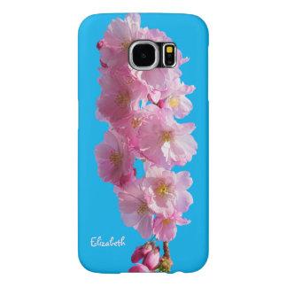 日本のな桜の電話箱 SAMSUNG GALAXY S6 ケース