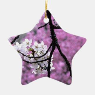 日本のな桜 セラミックオーナメント