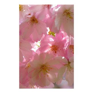 日本のな桜 便箋