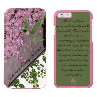 日本のな桜 INCIPIO WATSON™ iPhone 6 財布ケース