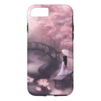 日本のな桜 iPhone 8/7ケース