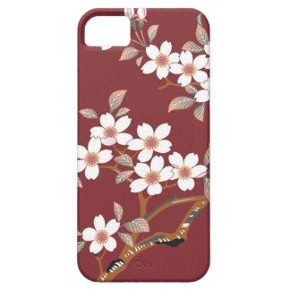 日本のな桜 iPhone SE/5/5s ケース
