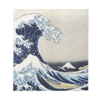 日本のな浮世絵の芸術vol.4 ノートパッド