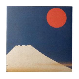 日本のな浮世絵の芸術vol.7 タイル